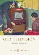 Old Television (Shire Library)-ExLibrary