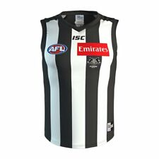 COLLINGWOOD magpies  2017 HOME  GUERNSEY   MEN PICK YOUR SIZE      New with tags