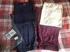 BN 2 Pairs Of Womens Pyjamas 12/14