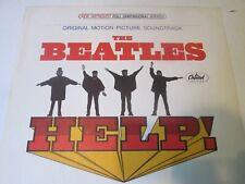 "Vintage Beatles HELP Album Cover Slick or Promo Poster 12""x12"" Record Store Item"