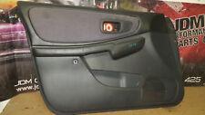 SUBARU IMPREZA WRX STI V5 V6 GC8 FACELIFT PASSENGER FRONT DOOR CARD - JDM