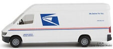 USPS Express Sprinter Delivery Van White 1/87 HO Walthers SceneMaster 949-12208