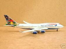British Airways B-747-400, South Africa, (G-BNLO),1:400