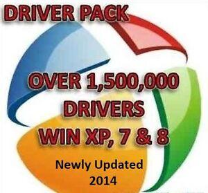 Universal Computer Driver Pack Install -  Vista Win 7 win 8 1st class post