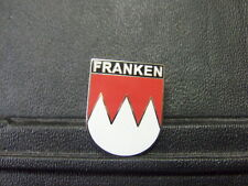 Pin Franken Abzeichen - 2,5 x 2 cm