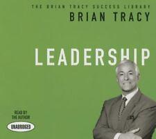 Leadership by Brian Tracy (2014, CD, Unabridged)