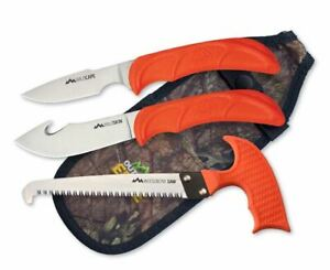 Outdoor Edge Knife Wild Guide Field Dressing Kit WG-10C