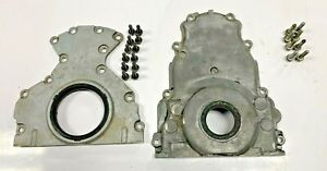 6.0 / 5.3 / 4.8 Chevrolet Engine Timing Cover Set LS1 LSX