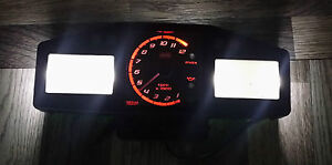 led clock upgrade kit lightenUPgrade WHITE APRILIA RSV MILLE