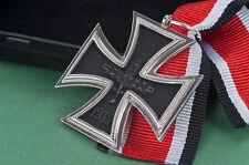 Eisernes Kreuz 2. Klasse - EK II  - WW II - Wehrmacht - 57er Veteranen Version