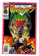 Marvel Comics The New Warriors #37 Modern Age