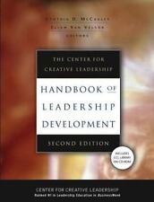The Center for Creative Leadership Handbook of Leadership Development -ExLibrary