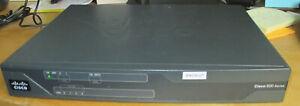 CISCO C887VAM 800 Series Router 4 Port Switch includes PSU