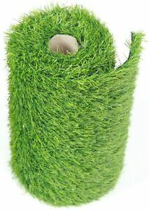 Artificial Grass Table Runner Fake Grass Synthetic Football Party (2.7m x 30cm)