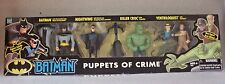 PUPPETS OF CRIME Batman The Animated Series Boxset MIB VENTRILOQUIST & SCARFACE