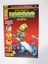 Bart Simpsons Horror Show Nr. 4 Dino Verlag im Zustand (0-1). 96077