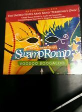 "The United States Army Band ""Pershing's Own"" Swamp Romp Voodoo Boogaloo New CD"