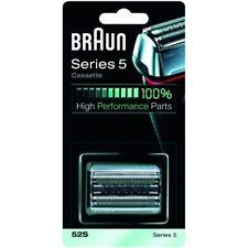 Braun personal care combi pack 52 s plata cabezal para la maquinilla de afeitar