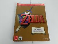Prima's Official Strategy Guides: Legend of Zelda: Ocarina of Time HEAVY WEAR