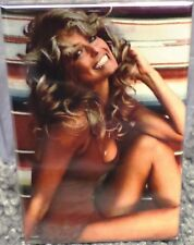 Farrah Fawcett Image 1 Vintage Photo Movie 2 x 3 Refrigerator Locker MAGNET