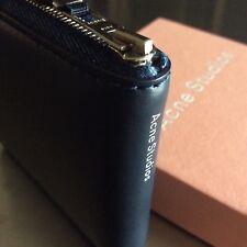 Acne Studios' Kei S wallet Blue (Brand New)