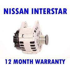 NISSAN INTERSTAR BOX 80 90 100 120 150 2002 2003 - 2015 ALTERNATOR