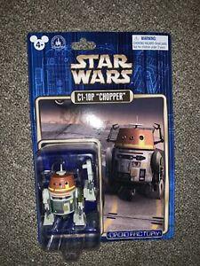 "Star Wars Celebration 2017 Disney Droid Factory C1-10P ""Chopper"""