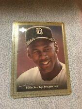 1994 Upper Deck Michael Jordan #45 Baseball Card White Sox Top Prospect-OF Mint