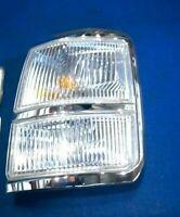NISSAN ELGRAND E50 INDICATOR LIGHT LHS PASSENGER SIDE LEFT TURN SIGNAL CORNER