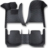 Diamond 3D Custom Car Floor Mats for Mercedes-Benz GLC 300 (2016-2020)