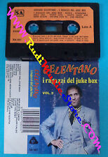 MC ADRIANO CELENTANO I ragazzi del juke box Vol.3 1988 italy no cd lp dvd vhs