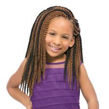 "Sensationnel Synthetic Crochet Braiding Hair KIDS SENEGAL TWIST 12"""