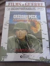 La gloire et la peur de Lewis Milestone avec Gregory Peck, DVD, Guerre, NEUF!!!!