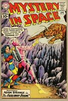 Mystery In Space #68-1961 gd 2.0 Adam Strange - Infantino 1st Dust Devils