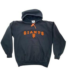 Vintage Lee Sport MLB San Francisco Giants Hoodie Sweatshirt Men's Size Large