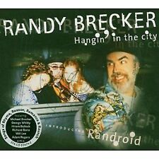 Randy Brecker Hangin' In The City CD NEW SEALED Jazz