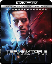 Terminator 2: Judgment Day [New 4K UHD Blu-ray] With Blu-Ray, 4K Mastering, Ac