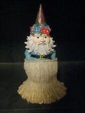 "The Travelocity Roaming Gnome Hawaii 2007 - Aprox 10"" Tall"