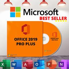 Microsoft®Office 2019 Professional Plus - DVD version