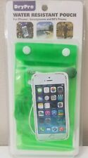 Dry Pro  Water Resistant Pouch for iPhones, Smartphones, and MP3 Players *New*