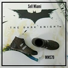 1/6 Hot Toys The Joker Bank Robber Brown Shoes MMS79 US Seller