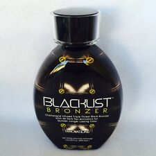 2017 Blacklist Dark Black Bronzer Tanning Bed Lotion by Ed Hardy 13.5 oz