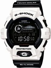 CASIO WATCH G-SHOCK G-LIDE RADIO GWX-8900B-7JF MEN'S WITH TRACKING