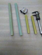 Fiberglass Round Rods 25mm Diameter x 340mm Length