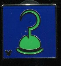 Hidden Mickey Attraction Icons Peter Pan Completer Disney Pin