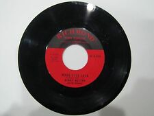 BENNY WELTON 45 rpm Moon Over Sala / Every Time RICHMOND 1 EXOTICA MOD JAZZ