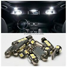 14 x Car LED Light Interior Package No Error Kit For 2011-2013 Benz C-Class W204
