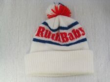 Vintage BABY RUTH Candy Bar Knit Beanie Stocking Cap Hat-Collectible