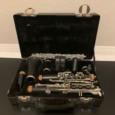 Ridenour Model 147 Bb Clarinet with case #3