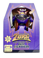 """Toy Story Emperor Zurg Disney Store Talking Light Up Action Figure 15"""" New Sale"""